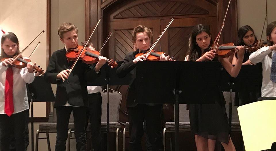 Spring Music Concert (In-School event)